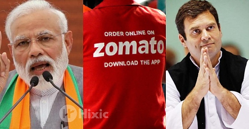 Want Some Discount On Zomato? All You Have To Do Is Guess The Next PM Of India