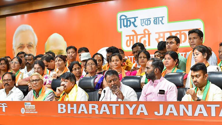 Is The Modi Wave Attracting Opposition Leaders To Join BJP Or Is It Another Operation Lotus?